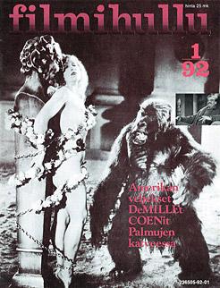 filmihullu-1-1992-kansi