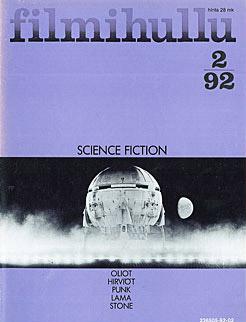 filmihullu-2-1992-kansi
