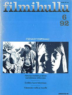 filmihullu-6-1992-kansi