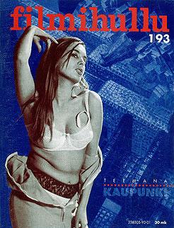 filmihullu-1-1993-kansi