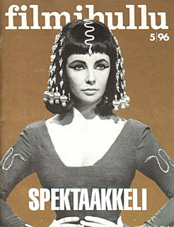 Kansi 5 96. Kannen kuva: Kleopatra