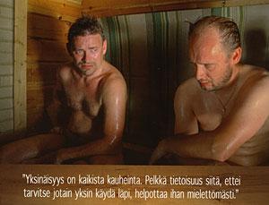 Joonas Berghåll & Mika Hotakainen: Miesten vuoro